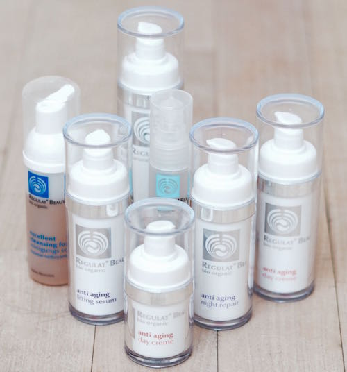 Anti-Aging-Serie von Regulat Beauty