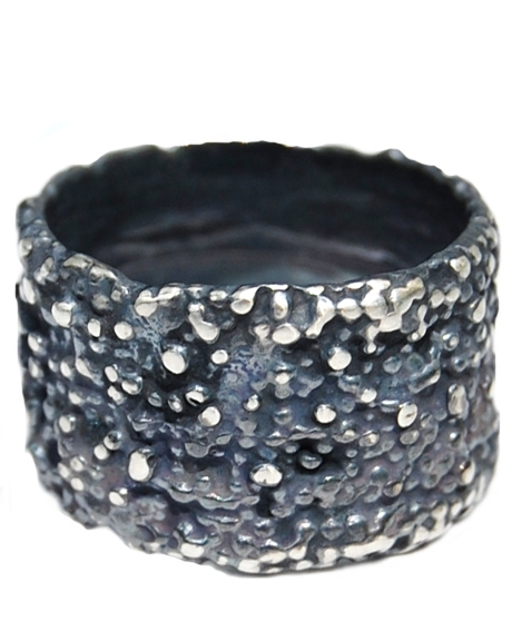 Ring aus Sterlingsilber von So and so