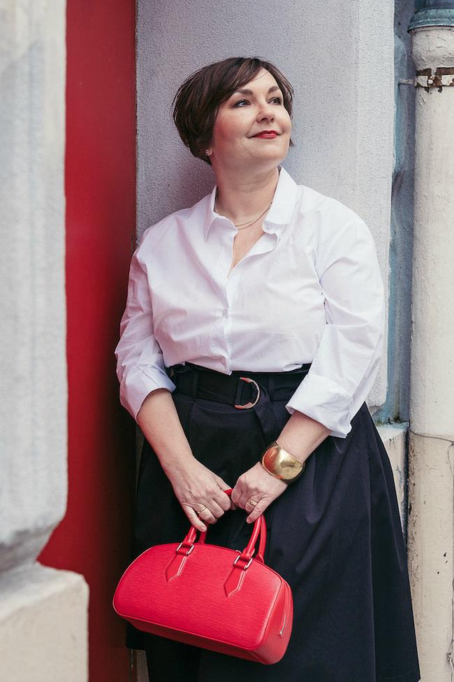 Warum ich unbedingt eine knallrote Louis Vuitton Tasche brauchte – obwohl ich Louis Vuitton sonst gar nicht so mag!