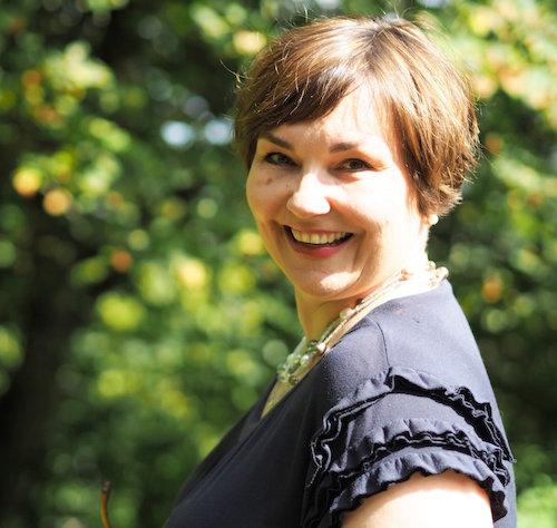 Susanne Ackstaller zum Thema Ärmellos