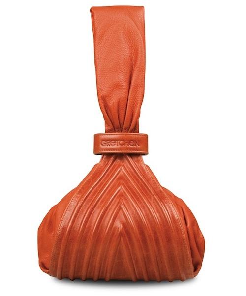 Tango Pouch von Gretchen in Orange