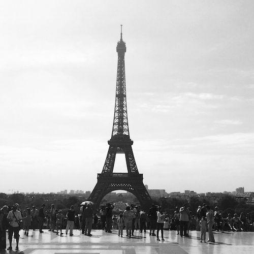 Paris. Die Stadt der Liebe.