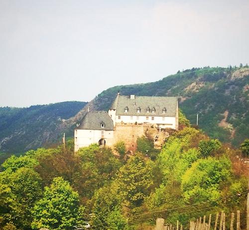 Burg Ebernburg bei Bad Münster-Stein