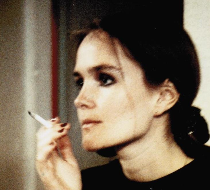 Christine Finke 1991
