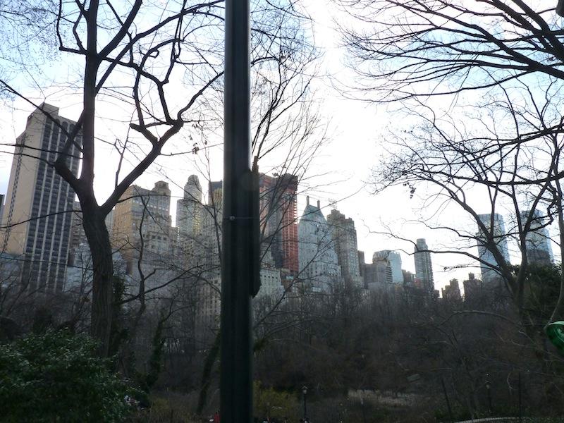 Von Jefferson Street Station bis zum Central Park.