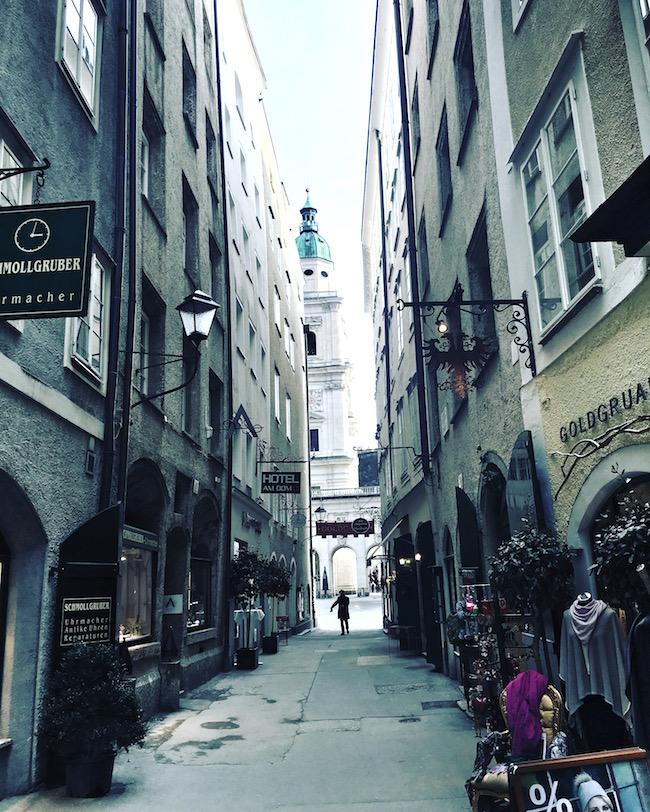 Ich war einen Tag in Salzburg – und habe dir ein paar feine Impressionen mitgebracht.
