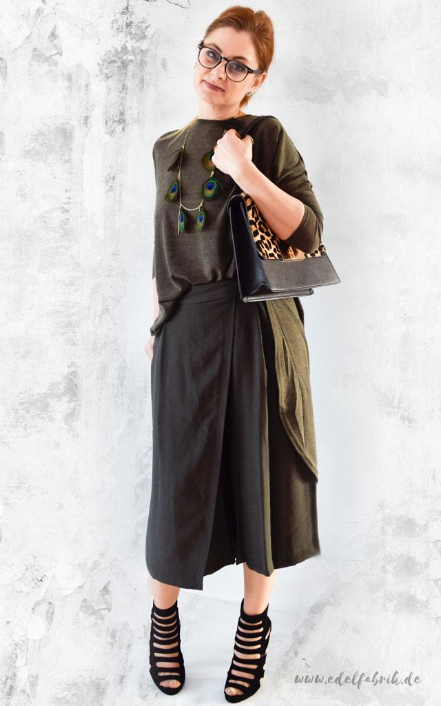 Chrissie Rehn schreibt das Modeblog Ü40 'Die Edelfabrik'