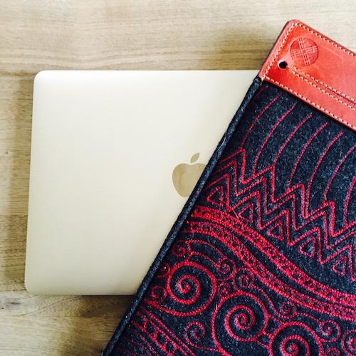 MacBook Sleeve von Kancha
