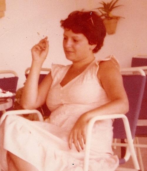 Karin Austmeyer 1974