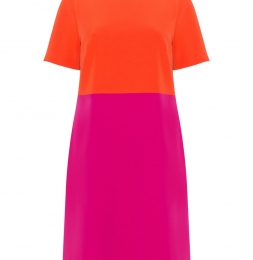 Kleid in Colour-Blocking von Navabi