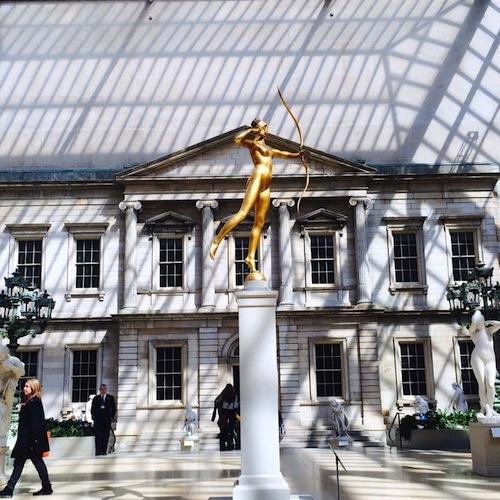 The Metropolitan Museum of Arts