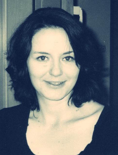Tina Pruschmann mit 32