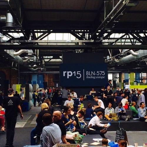 re:publica 2015 - Forum
