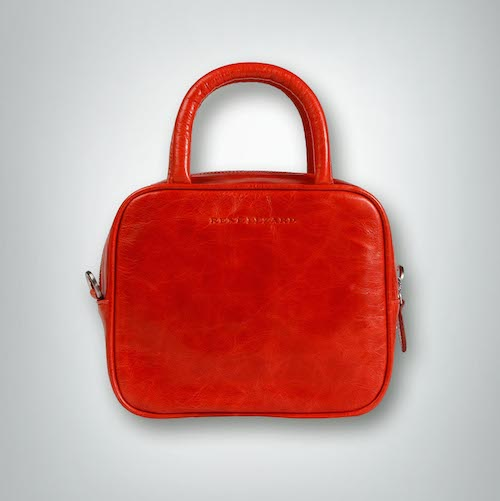 Rote Tasche von Renee Lezard